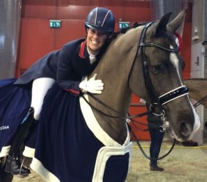Dujardin and Valegro