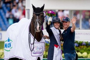 Dujardin and Valegro GP winners