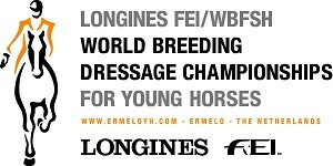 Longine Dressage logo